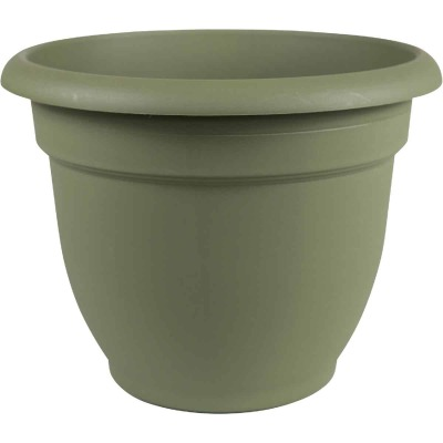 Bloem Ariana 17 In. H. x 20 In. Dia. Plastic Self Watering Living Green Planter