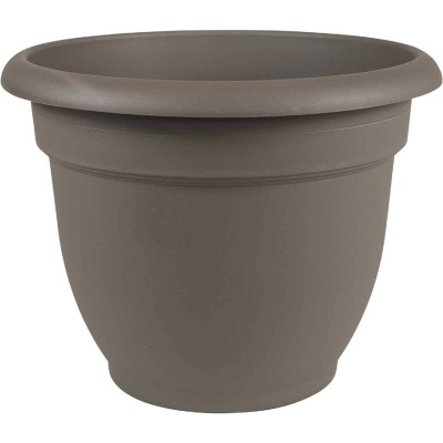 Bloem Ariana 17 In. H. x 20 In. Dia. Plastic Self Watering Peppercorn Planter