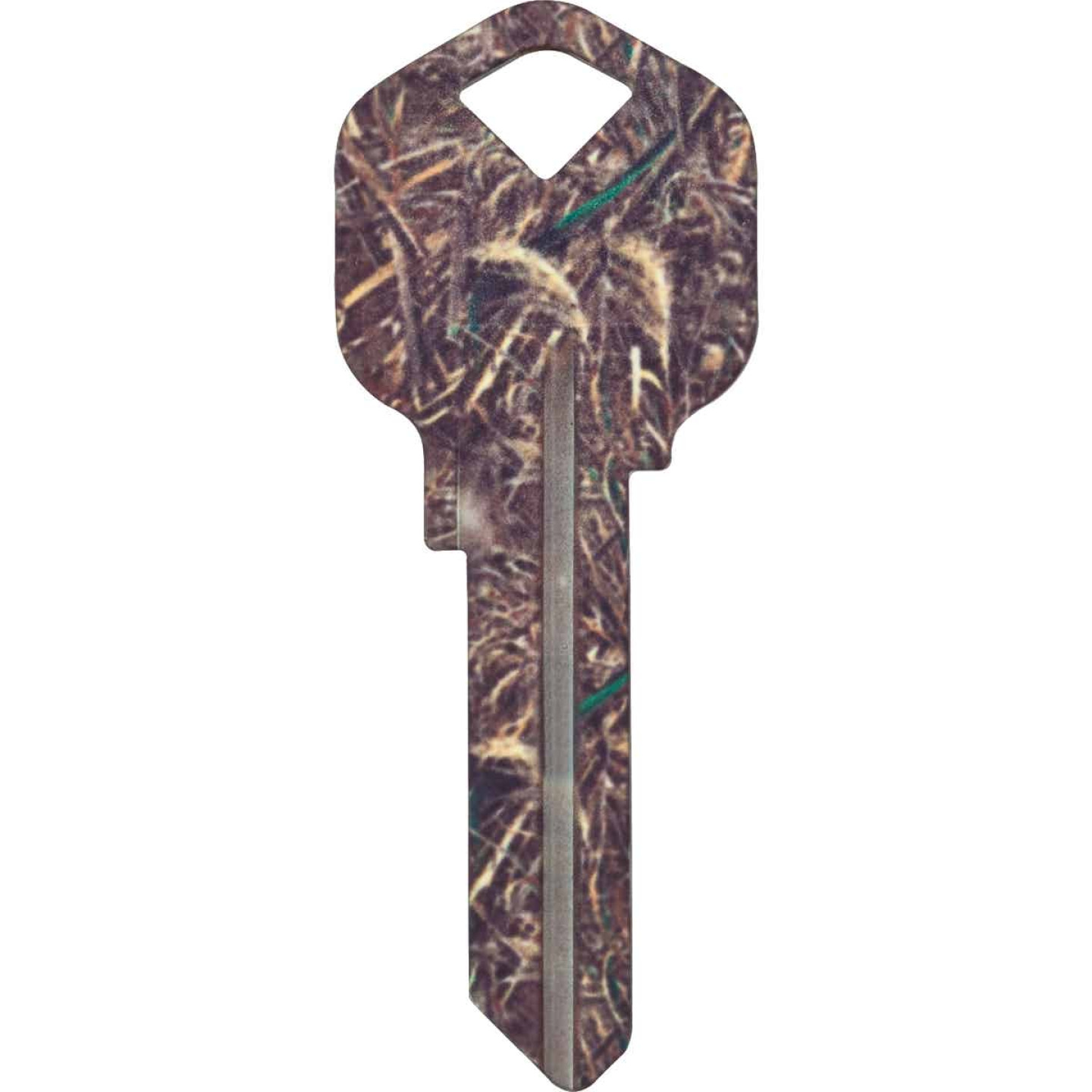 ILCO Kwikset Realtree Camo Design Decorative Key, KW1  Image 1
