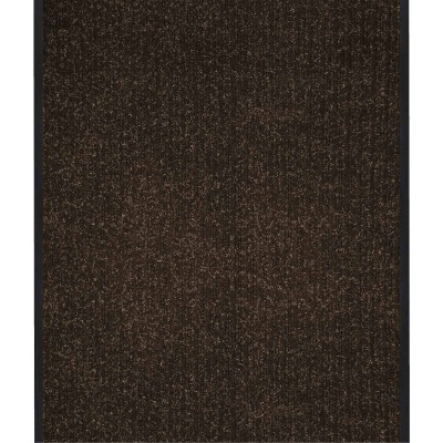 Multy Home Platinum 3 Ft. x 4 Ft. Tan Carpet Utility Floor Mat, Indoor/Outdoor