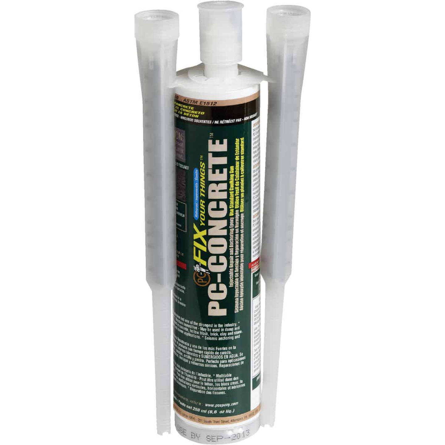 PC Concrete 8.6 Oz. Repair Epoxy Image 1