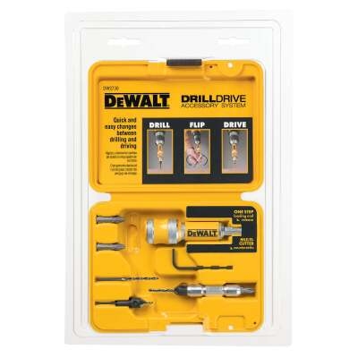 DeWalt 8-Piece Drill and Drive Set