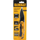 DeWalt 1-Blade 4-3/4 In. Premium Folding Pocket Knife Image 2