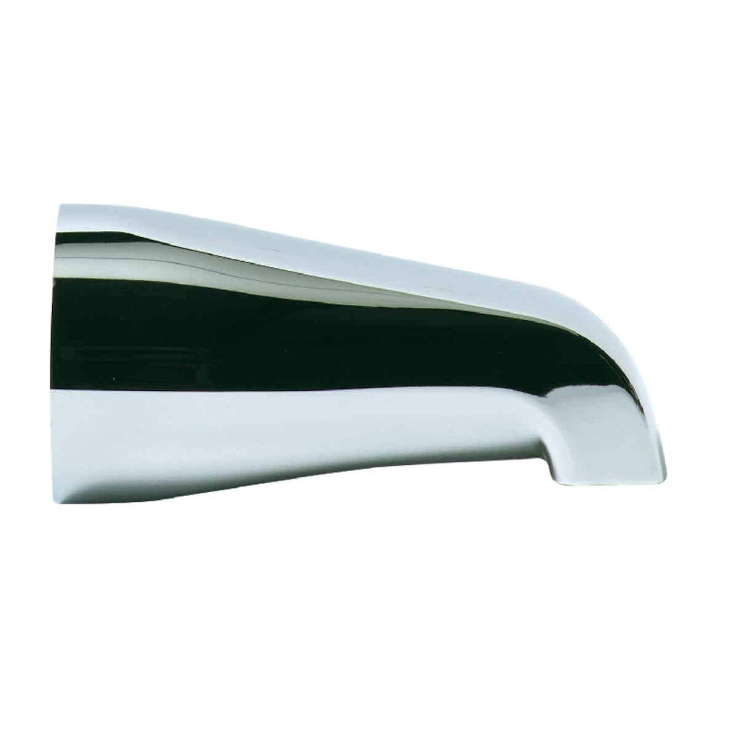 Do it 5-1/2 In. Chrome Bathtub Spout Image 1
