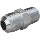 Dormont 5/8 In. OD Flare x 3/4 In. MIP (tapped 1/2 In. FIP) Brass Adapter Gas Fitting Image 1