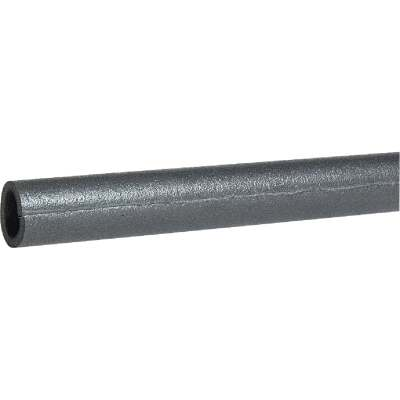 Tundra 1/2 In. Wall Self-Sealing Polyethylene Pipe Insulation Wrap, 1-1/4 In. x 6 Ft. Fits Pipe Size 1-1/4 In. Copper/ 1 In. Iron