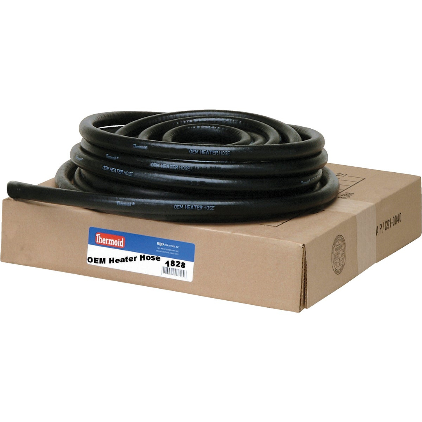 Thermoid 1 In. ID x 50 Ft. L. Bulk Auto Heater Hose Image 1