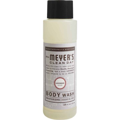 Mrs. Meyer's Clean Day 16 Oz. Lavender Body Wash