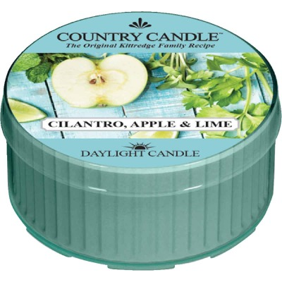 Kringle Candle Cilantro, Apple & Lime Daylight Candle