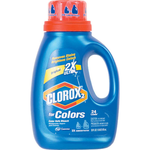 Clorox 2 22 Oz. Concentrated Color Safe Bleach