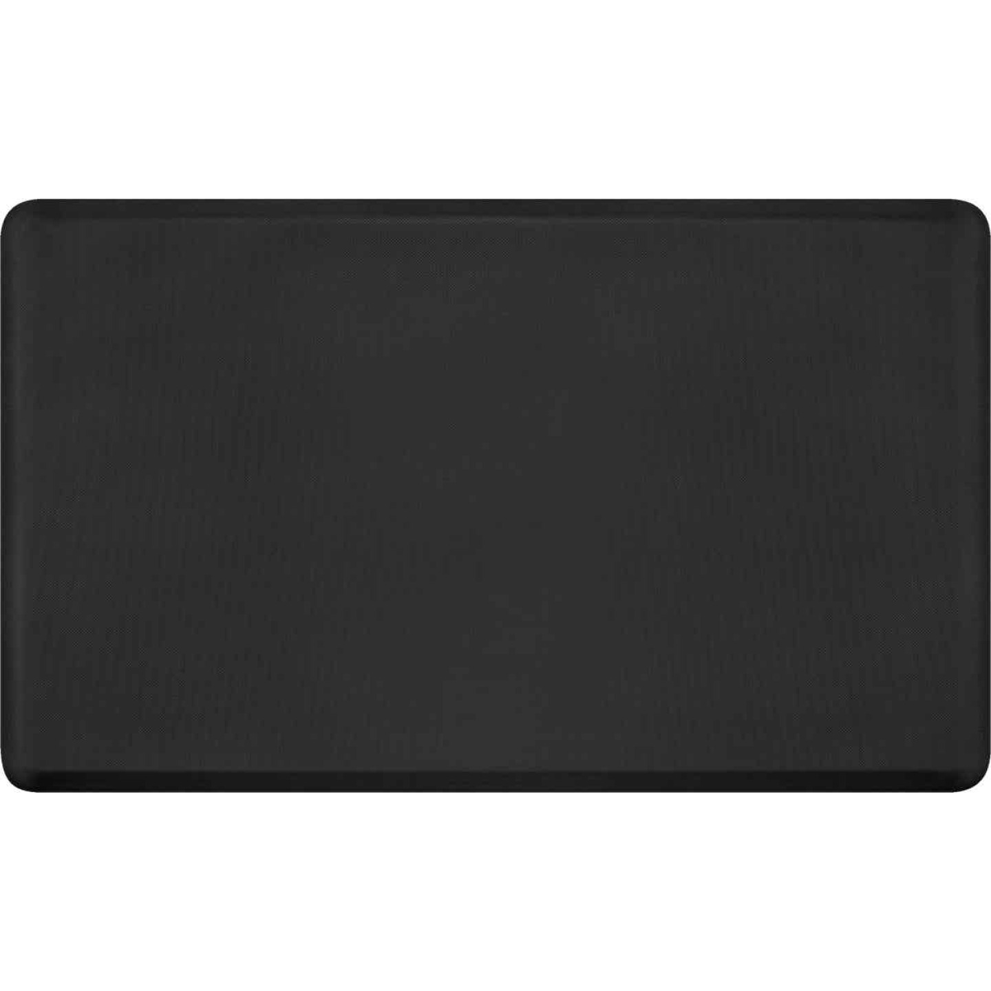 GelPro NewLife Advantage 18 In. x 30 In. Black Commercial Anti-Fatigue Mat Image 1