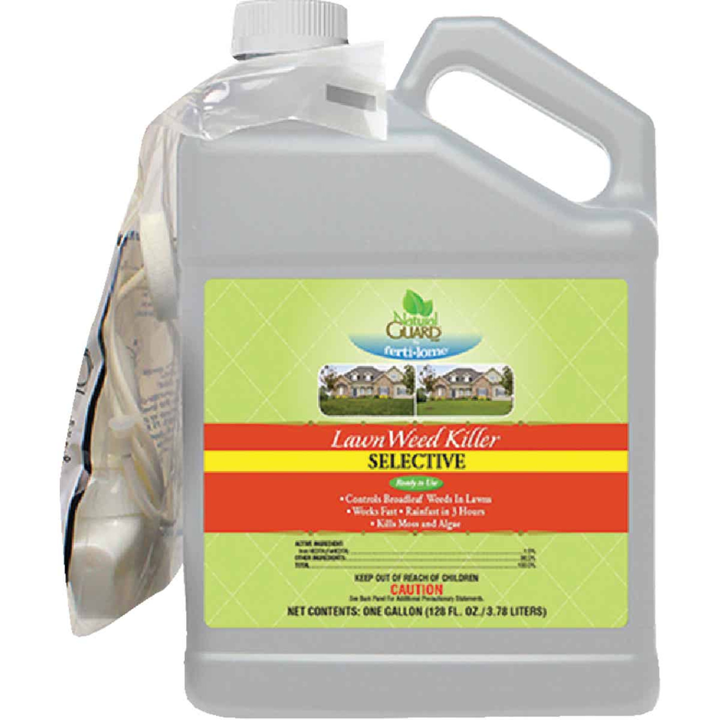 Natural Guard 1 Gal. Ready To Use Trigger Spray Weed Killer Image 1