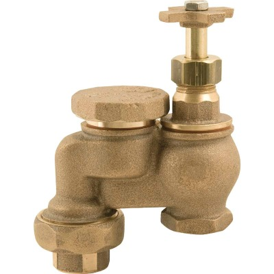Champion 1 In. 25 to 150 psi Anti-Siphon Valve with Union