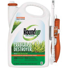 Roundup For Lawns 1 Gal. Wand Sprayer Crabgrass Destroyer Image 1