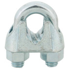 Campbell 3/8 In. Galvanized Iron Cable Clip Image 1