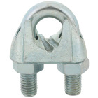 Campbell 3/4 In. Galvanized Iron Cable Clip Image 1