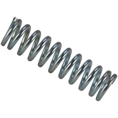 Century Spring 3 In. x 9/16 In. Compression Spring (2 Count)