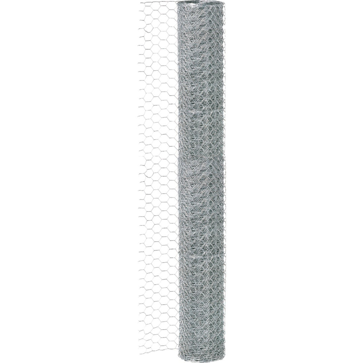 1/2 In. x 24 In. H. x 10 Ft. L. Hexagonal Wire Poultry Netting Image 3
