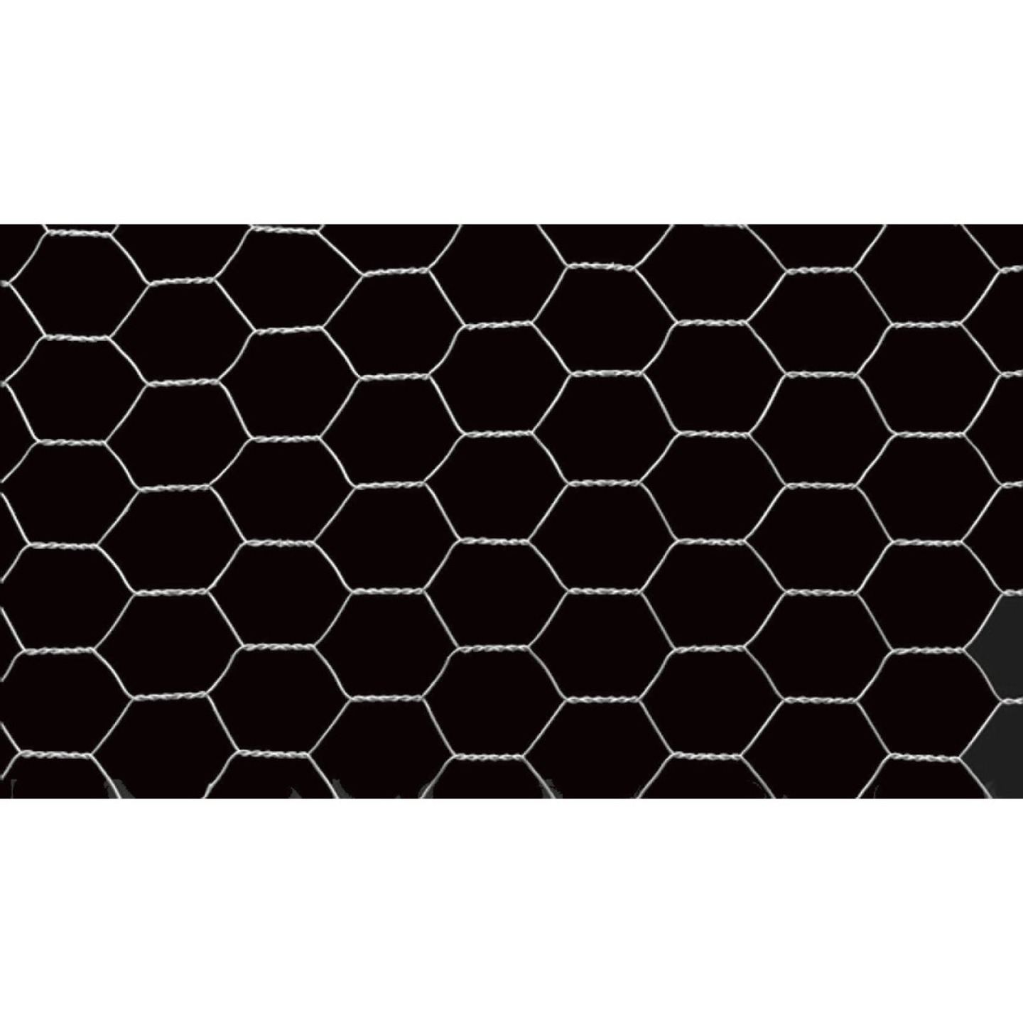1/2 In. x 48 In. H. x 25 Ft. L. Hexagonal Wire Poultry Netting Image 4