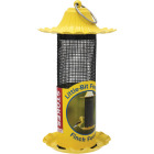 Stokes Select Little-Bit 9 In. 1/2 Lb. Capacity Finch Thistle Screen Feeder Image 1