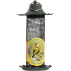 Stokes Select Little-Bit 9 In. 1/2 Lb. Capacity Finch Thistle Screen Feeder Image 3