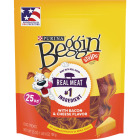 Purina Beggin' Strips Bacon & Cheese Flavor Chewy Dog Treat, 25 Oz. Image 1