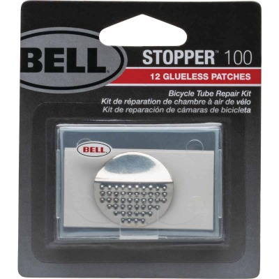 Bell Sports Stopper 100 12-Patch Bicycle Tube Repair Kit