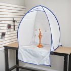 HomeRight 35 In. W. x 39 In. H. x 30 In. D. Small Portable Spray Shelter Image 3