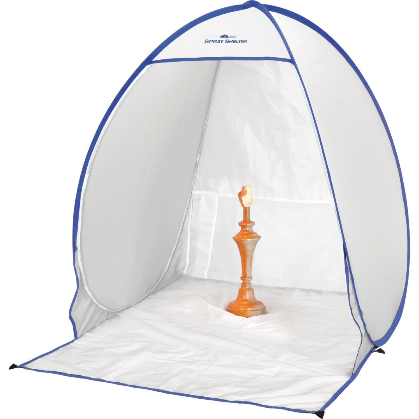 HomeRight 35 In. W. x 39 In. H. x 30 In. D. Small Portable Spray Shelter Image 2