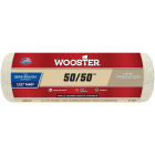 Wooster 50/50 9 In. x 1/2 In. Knit Fabric Roller Cover Image 1