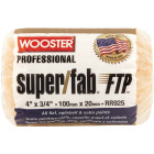 Wooster Super/Fab FTP 4 In. x 3/4 In. Knit Fabric Roller Cover Image 1