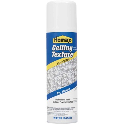 Homax White 16 Oz. Ceiling Popcorn Spray Texture