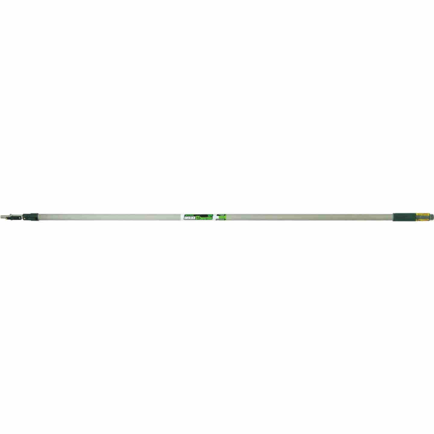 Wooster Sherlock GT 6 Ft. To 12 Ft. Convertible Extension Pole Image 1