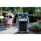 Weber Spirit E-210 2-Burner Black 26,500-BTU LP Gas Grill Image 4