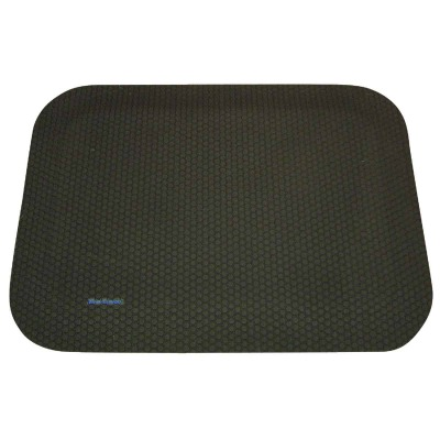 Logo Mats 24 In. x 33 In. Black Anti-Fatigue Mat